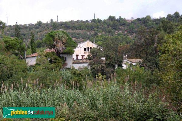 Sant Quintí de Mediona - Masia de la Passada