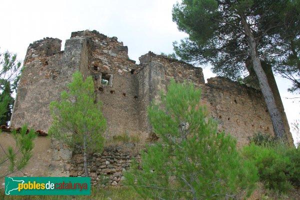 Sant Quintí de Mediona - Castell de Sant Quintí
