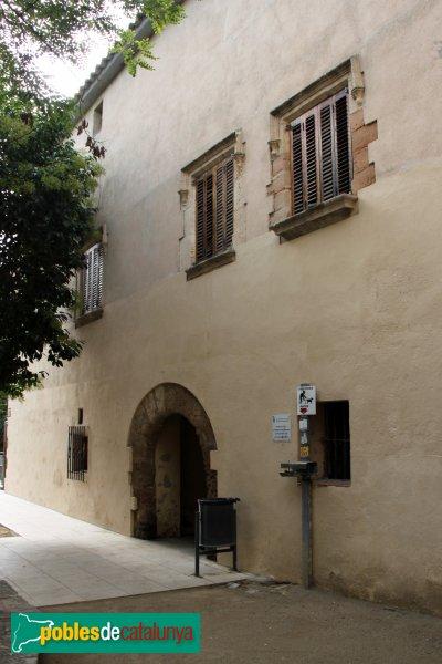 Sant Quintí de Mediona - El Capítol (Rectoria Vella)