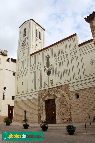 Sant Quintí de Mediona - Església