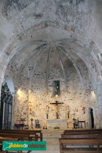 Mediona - Església del Castell