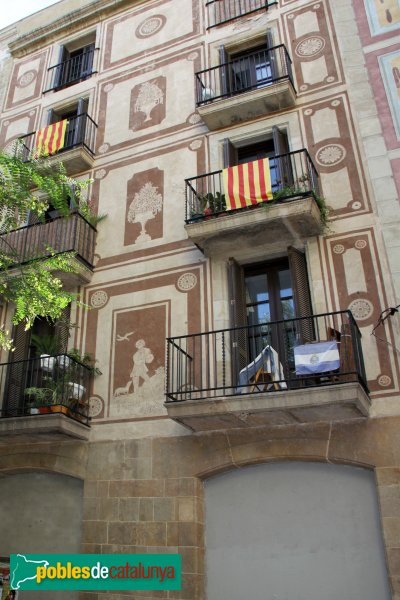 Barcelona - Carrer Carders, 41
