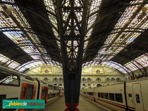 Barcelona - Estació de França