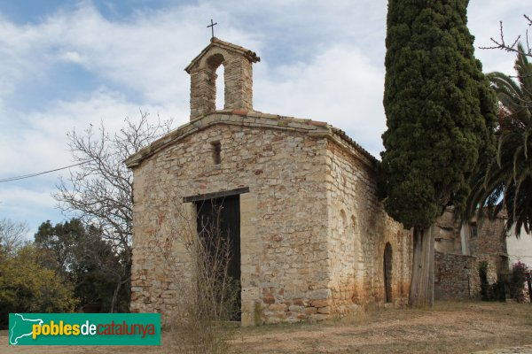 Capella de Santa Margarida d'Agulladolç