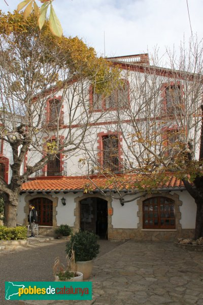 Mediona - Cal Maristany