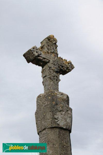 Mediona - Creu de Puigmoltó