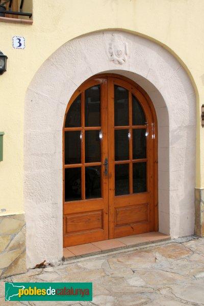Mediona - Portal, 1588