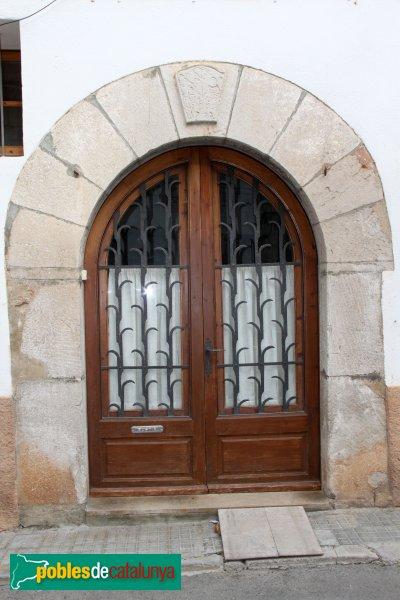 Mediona - Portal, 1783