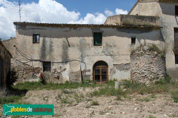 Font-rubí - Casa veïna de cal Fontanals (Sabanell)