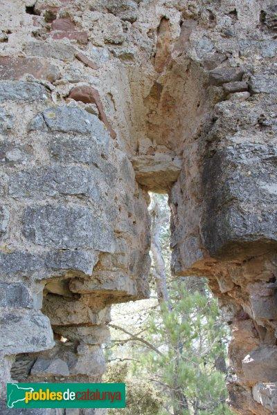 Font-rubí - Capella de Sant Miquel del Castell