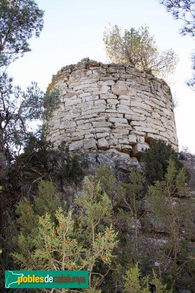 Font-rubí - Castell, torre