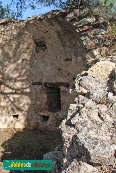 Font-rubí - Sant Andreu de l´Avellà
