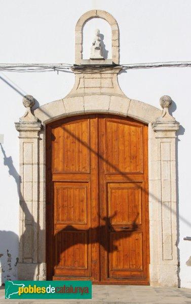 Font-rubí - Santa Maria de Bellver