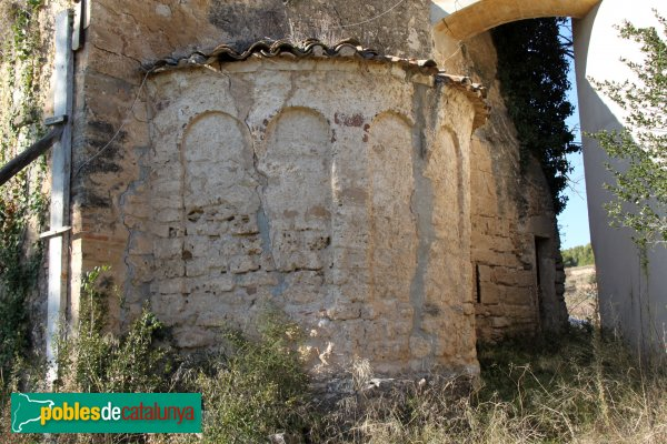 Font-rubí - Sant Vicenç del Morro Curt