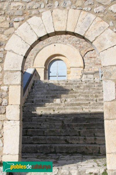 Torrelles de Foix - Santuari de Santa Maria de Foix