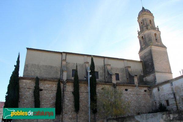 Torrelles de Foix - Església de Sant Genís