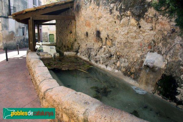 Torrelles de Foix - Abeuradors