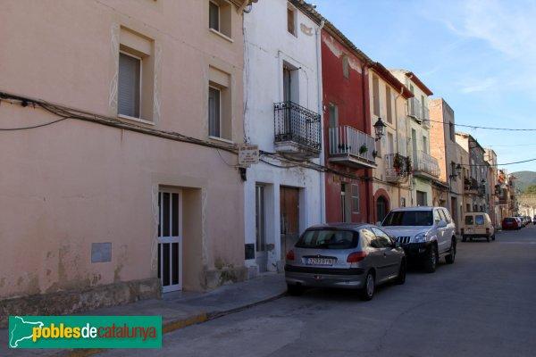 Torrelles de Foix - Carrer del Raval