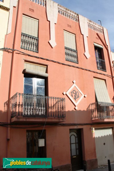 Torrelles de Foix - Casa de Torrelles