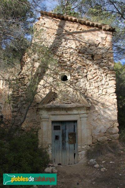 Torrelles de Foix - Ermita de Foix