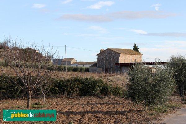 Torrelles de Foix - Ermita nova de Santa Maria