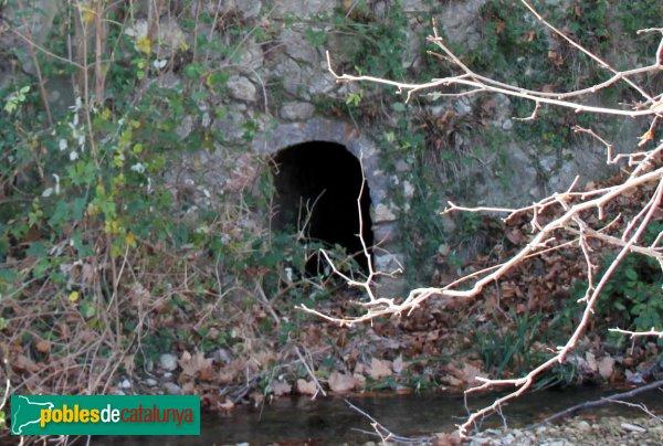 Torrelles de Foix - Molí dels Bessons, molí nou