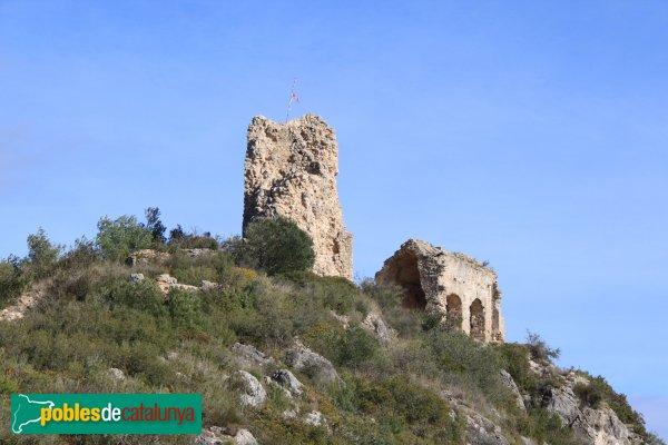 Castellví de la Marca - Castellvell: torre i capella