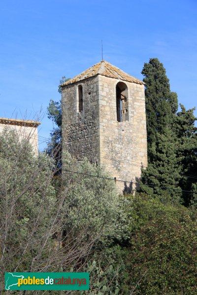 Castellví de la Marca - Sant Sadurní Vell: el campanar