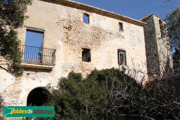 Castellví de la Marca - Sant Sadurní Vell: antiga rectoria