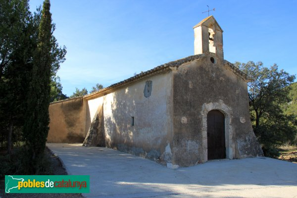 Castellví de la Marca - Capella del Vinyet