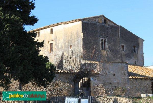 Castellví de la Marca - Cal Morgades, cal Masover Vell