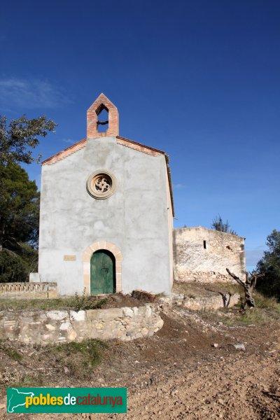 Castellví de la Marca - Capella de Sant Andreu