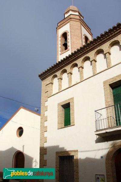 Castellví de la Marca - Santa Maria de la Múnia i rectoria