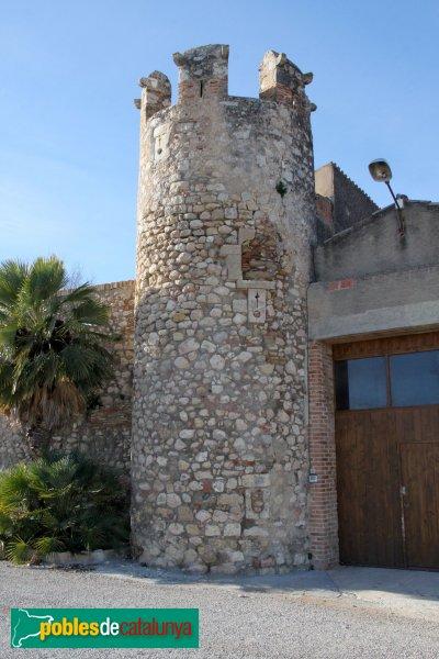 Castellví de la Marca - Torre del Castell de Pujades