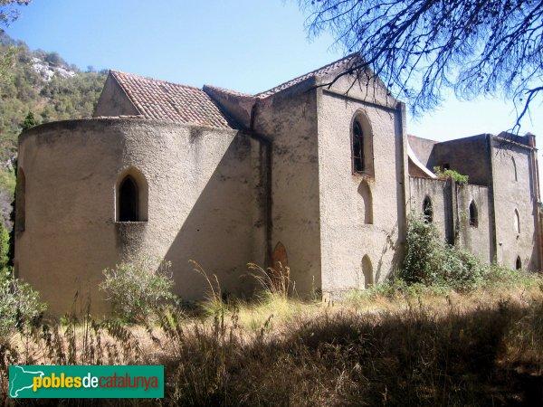 Castellet i la Gornal - Ermita de Lurdes