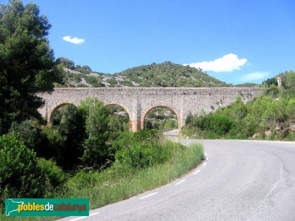 Castellet i la Gornal - Aqüeducte