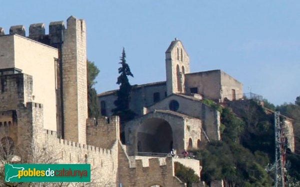 Castellet i la Gornal - Església de Sant Pere de Castellet