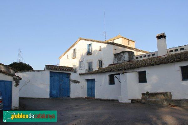 Castellet i la Gornal - Cal Romagosa de Torrelletes