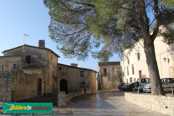 Castellet i la Gornal - Carrer del Castell