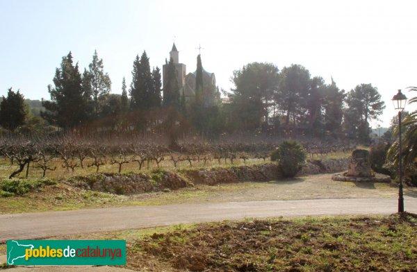 Castellet i la Gornal - Església de la M.D. de Montserrat