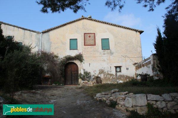 Castellet i la Gornal - Casa Gran de Clariana