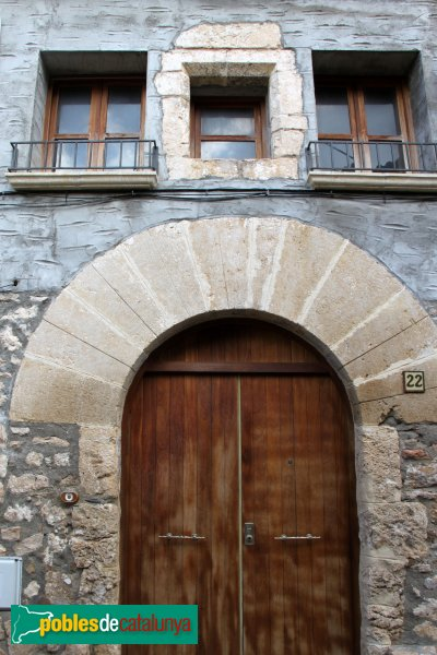 Castellet i la Gornal - Casa de Clariana