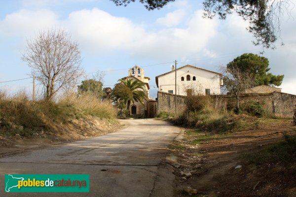 Castellet i la Gornal - Sant Esteve de les Masuques i Can Llopard