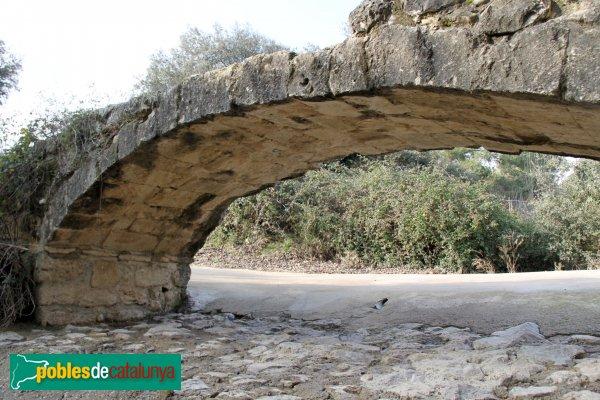 Castellet i la Gornal - Pont de les Masuques