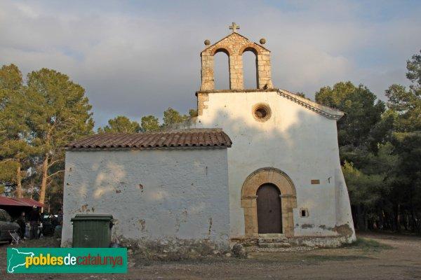Castellet i la Gornal - Ermita de la Mare de Déu de Muntanyans