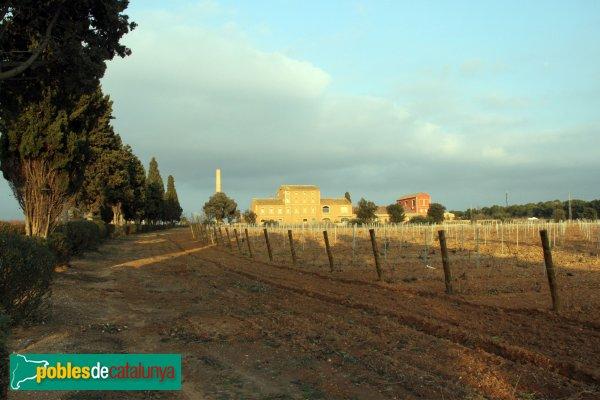 Castellet i la Gornal - Fàbrica de Vidre