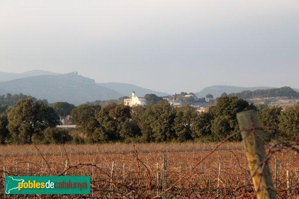 Castellet i la Gornal - Església de Sant Marçal