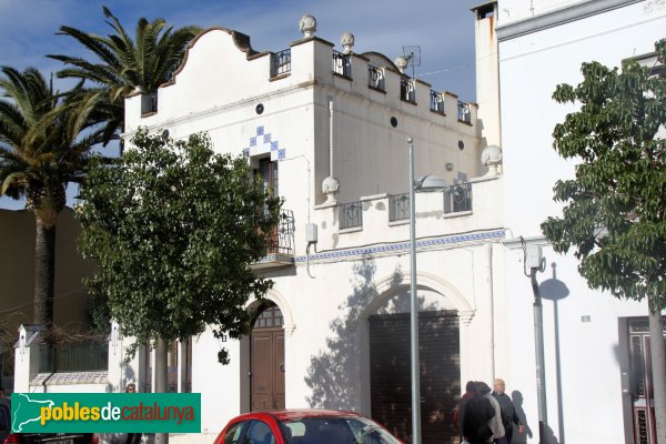Santa Margarida i els Monjos - Cal Casaler