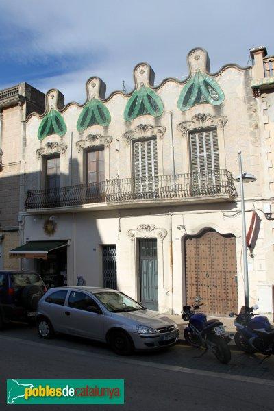 Santa Margarida i els Monjos - Casa Gimeno¡