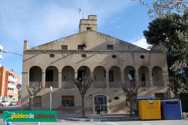 Santa Margarida i els Monjos - Ca l'Álvarez Cuevas